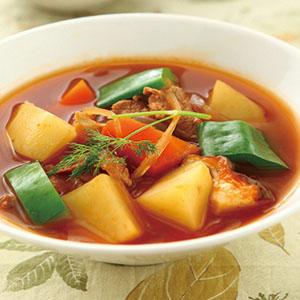 韓式馬鈴薯湯