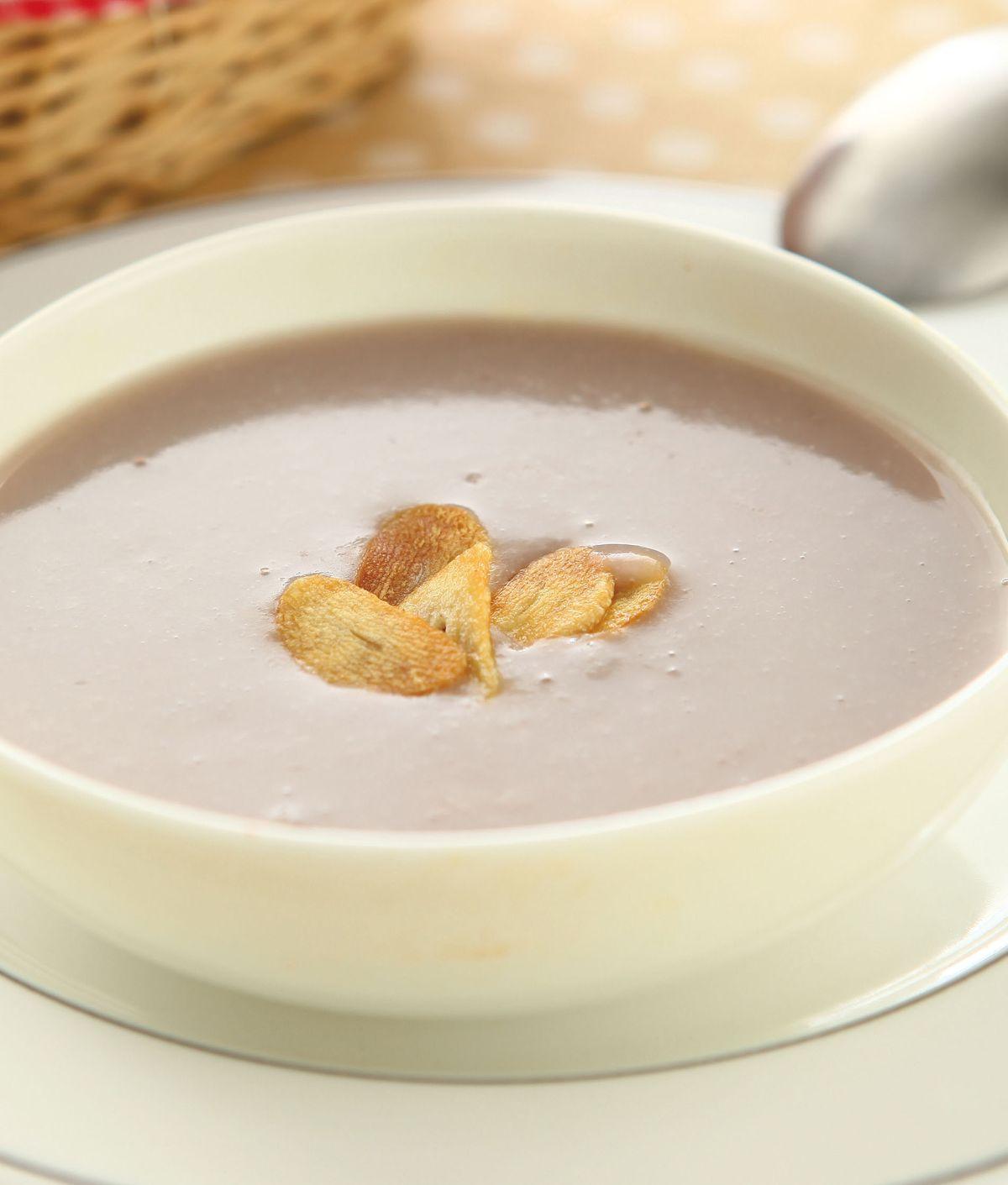 食譜:芋香奶油濃湯