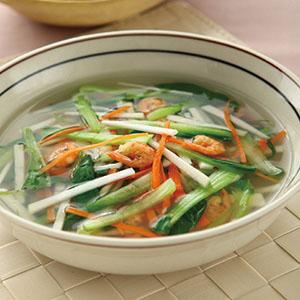 青菜竹筍羹