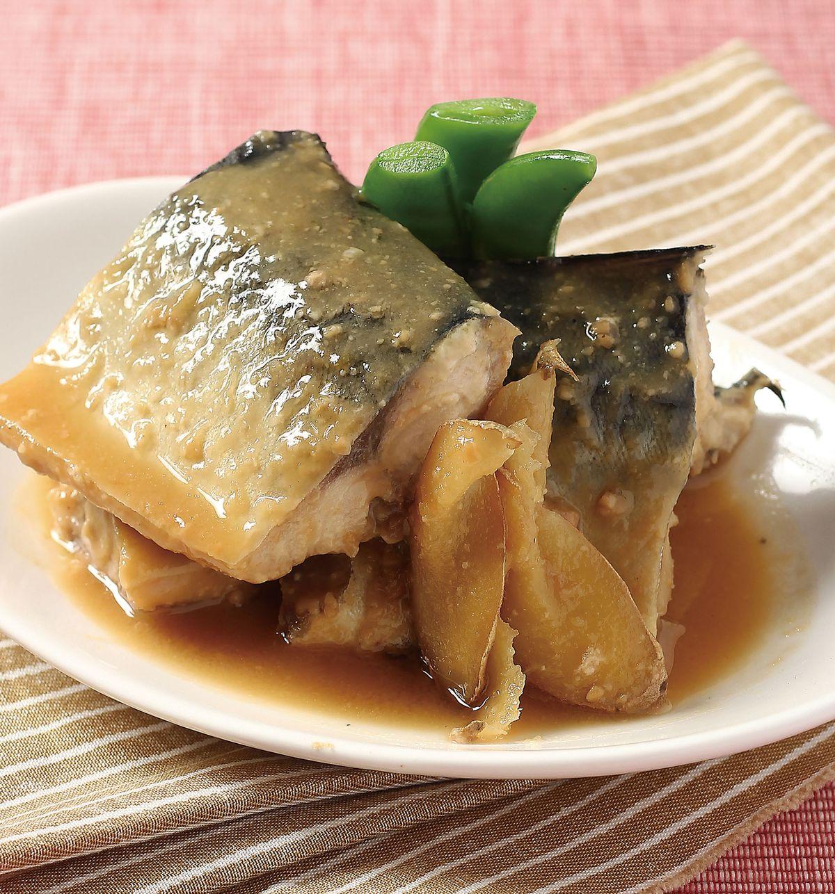 食譜:味噌魚(3)