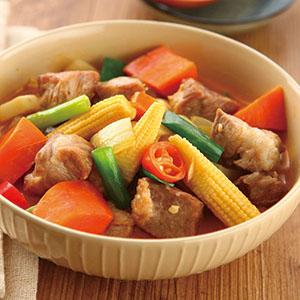 泰式椰香燉肉塊