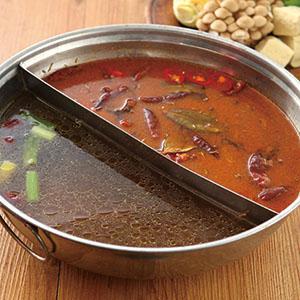 蒙古紅白鍋