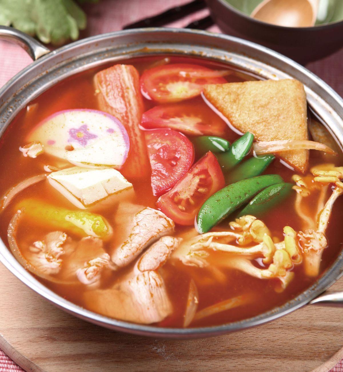 食譜:番茄鍋(2)