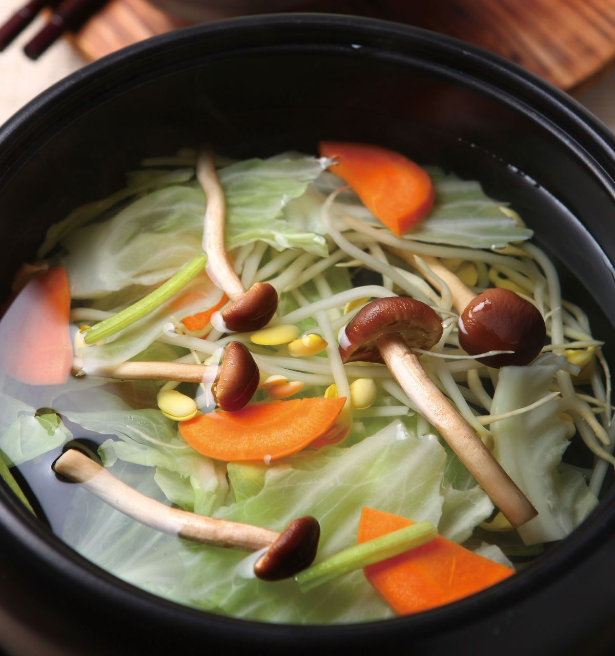 食譜:蔬菜鍋