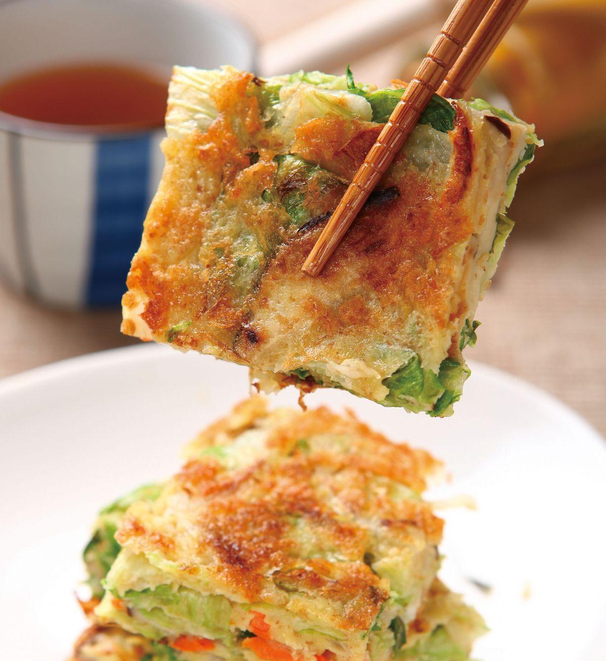 食譜:蔬菜煎餅(7)