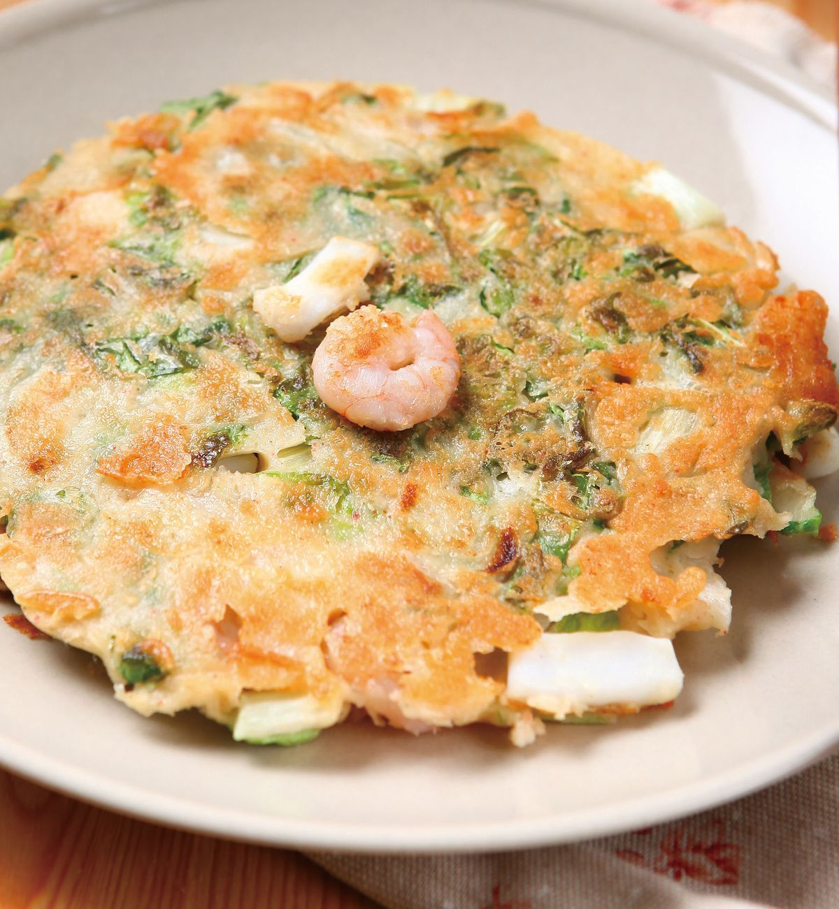 食譜:海鮮煎餅(6)