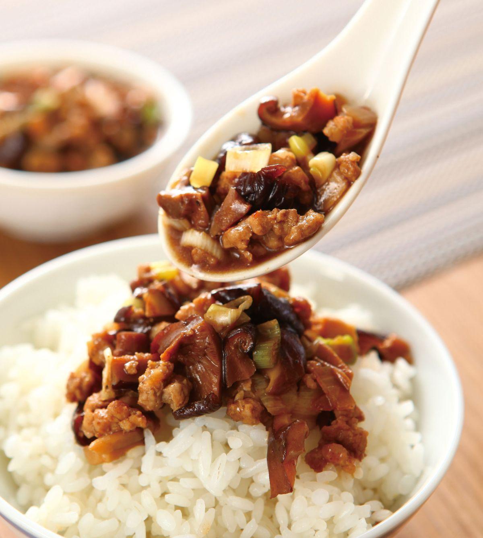 食譜:香菇肉燥(5)