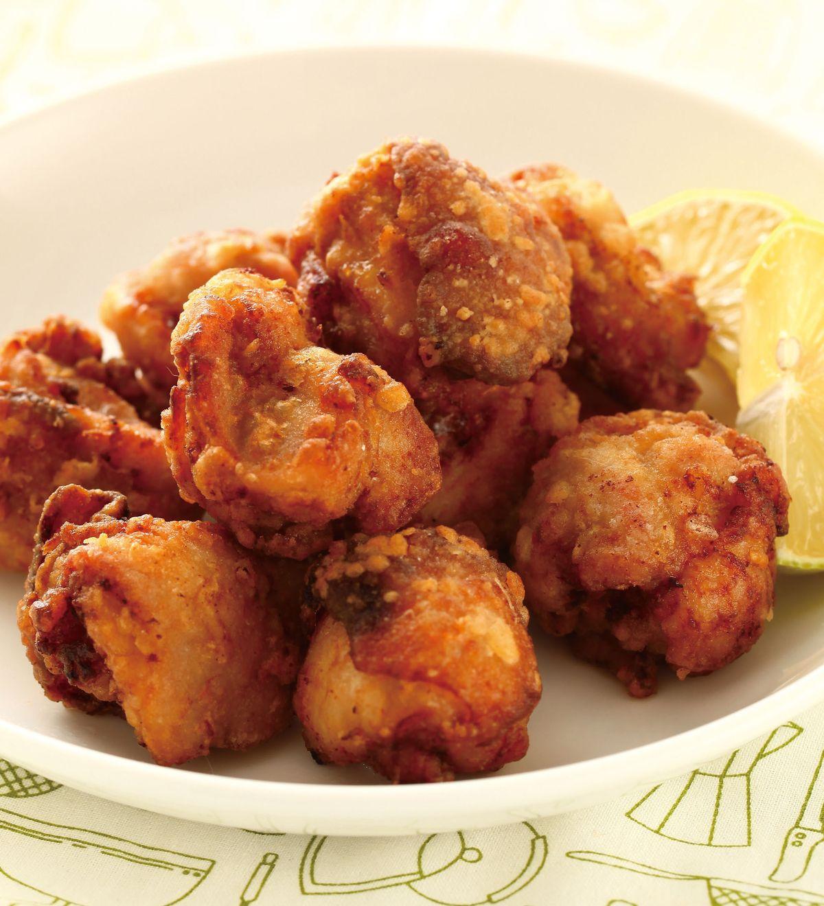 食譜:唐揚雞塊