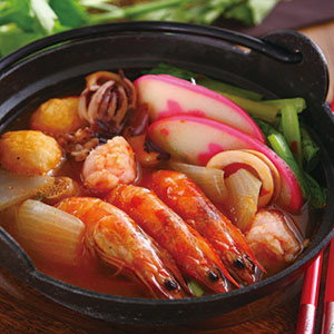 泰式酸辣海鮮鍋