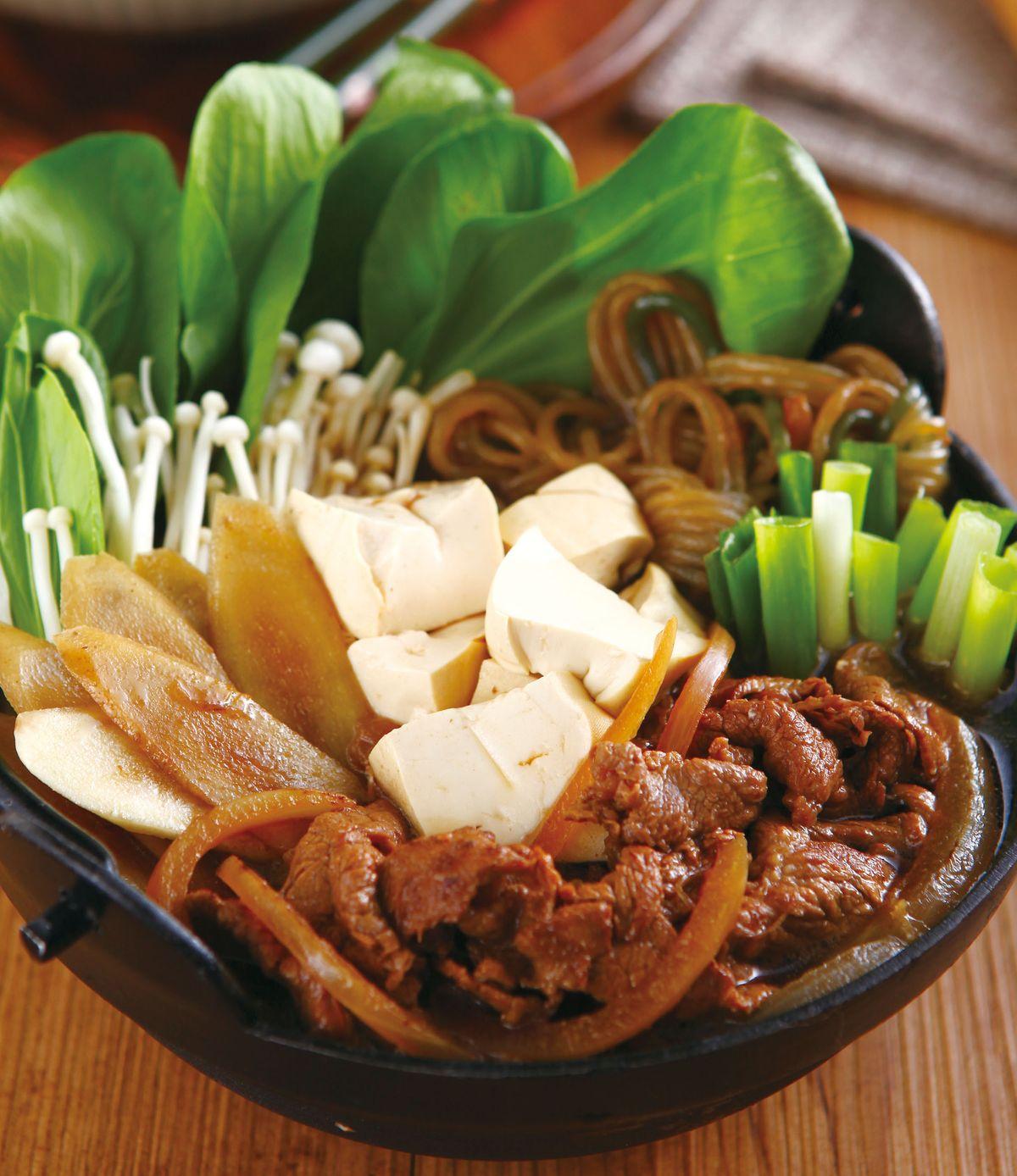 食譜:壽喜燒(4)