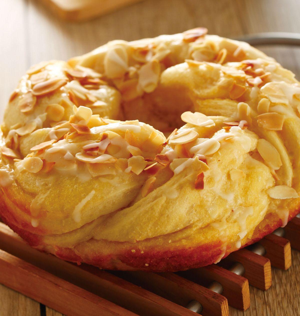 食譜:蜂蜜麵包