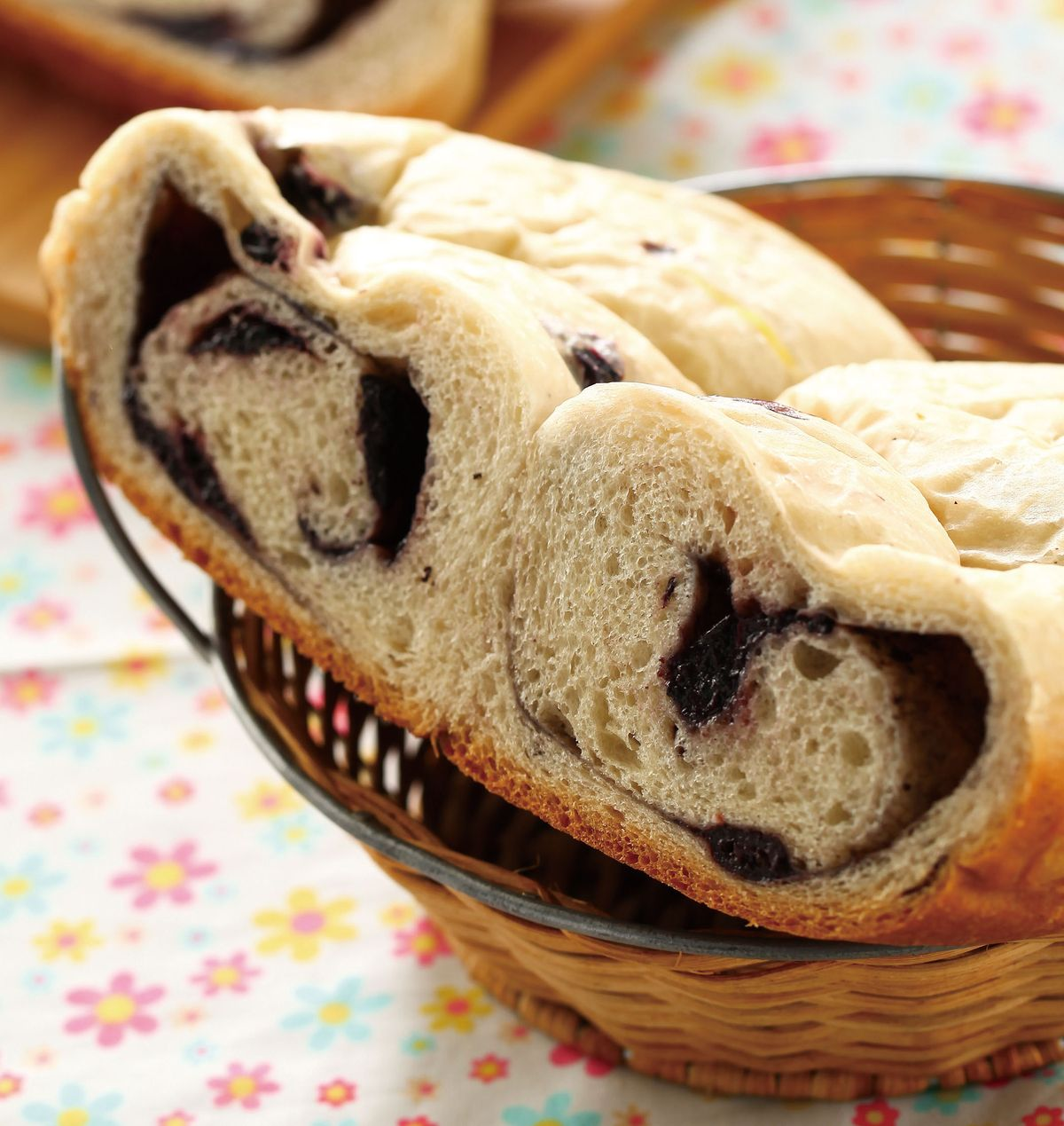 食譜:藍莓麵包(1)