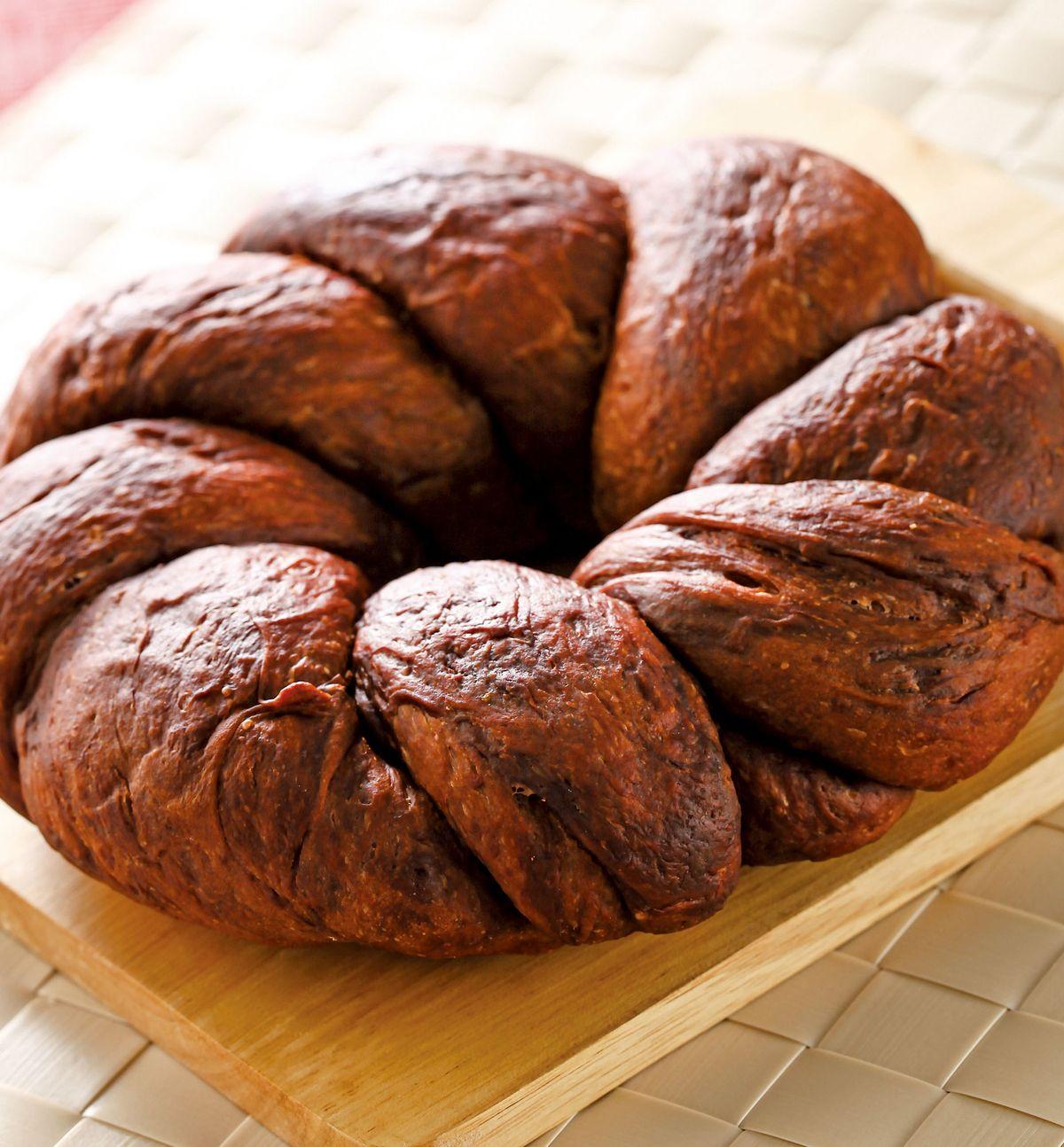 食譜:雙倍巧克力麵包