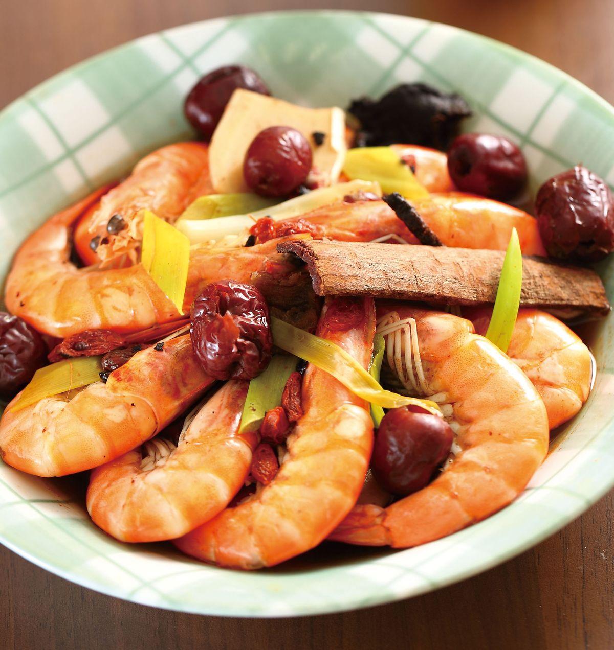 食譜:花雕蝦