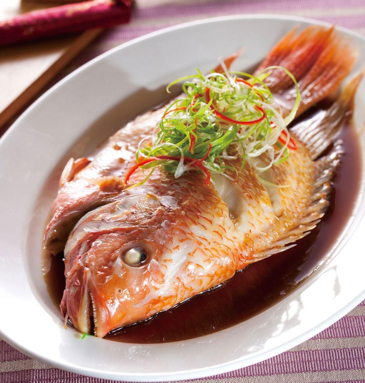 食譜:清蒸魚(10)