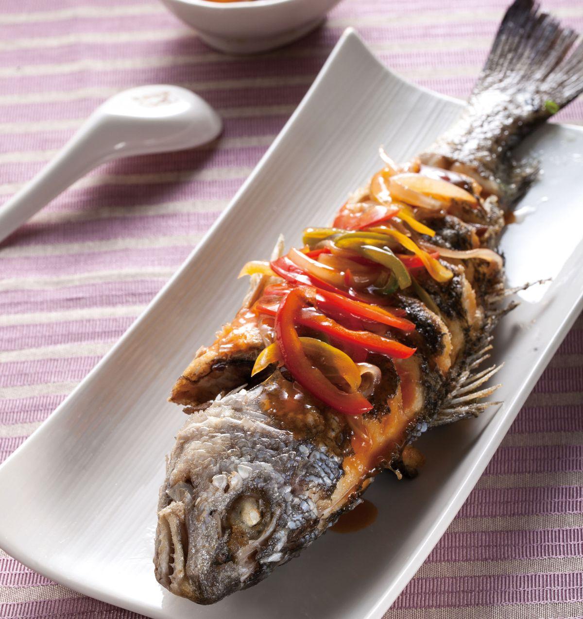 食譜:糖醋魚(12)