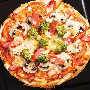 土司披薩(3)