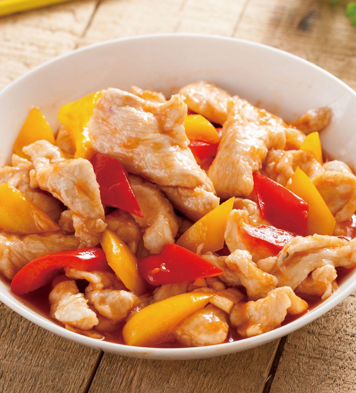 食譜:酸甜滑雞片