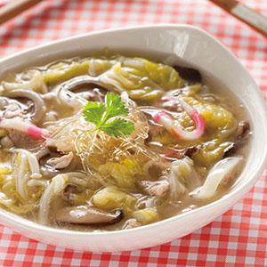 白菜魚翅羹(1)