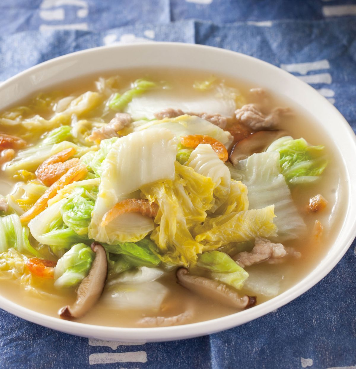 食譜:開陽白菜(17)