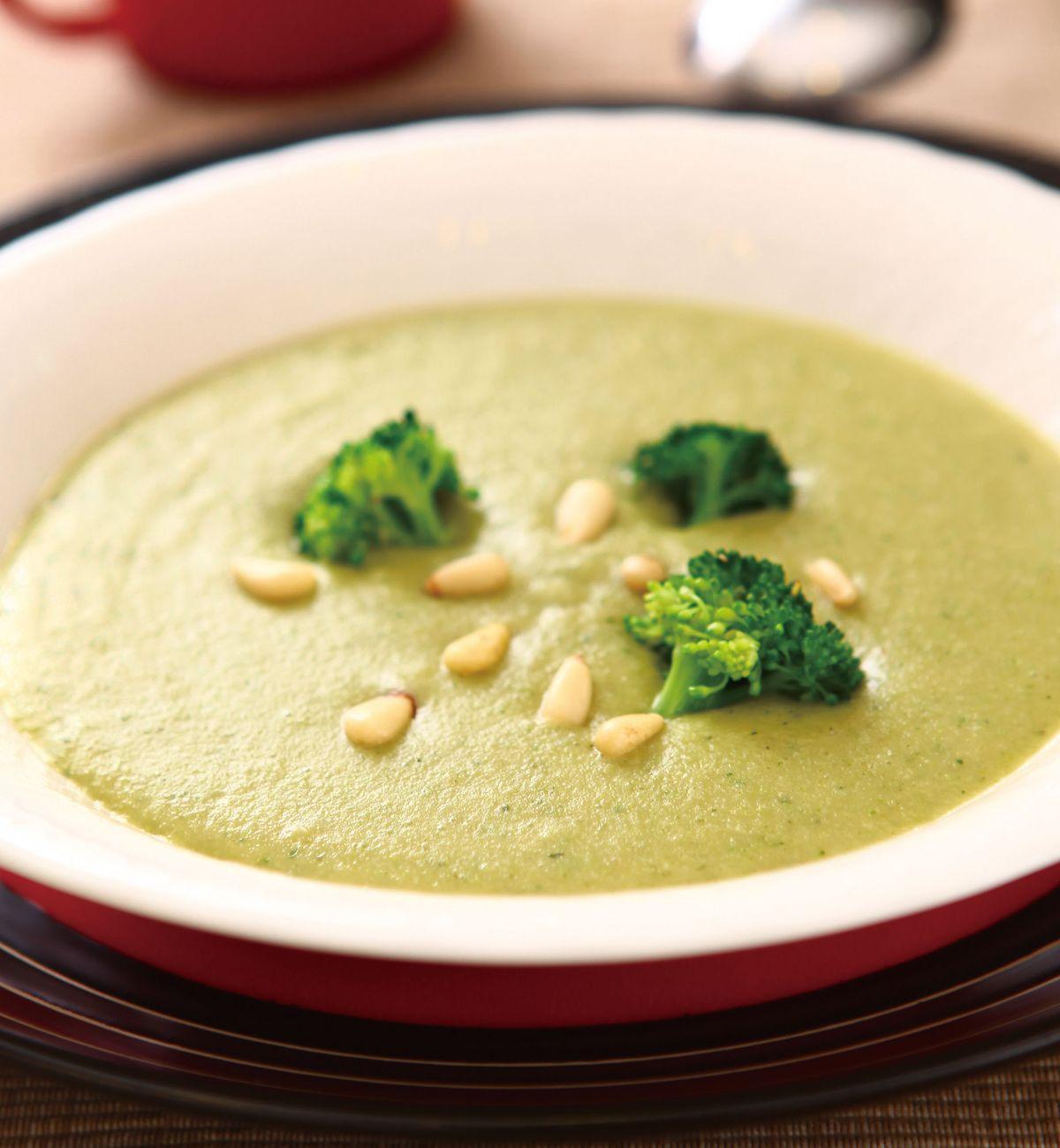 食譜:綠花椰菜濃湯