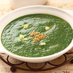 菠菜濃湯(1)