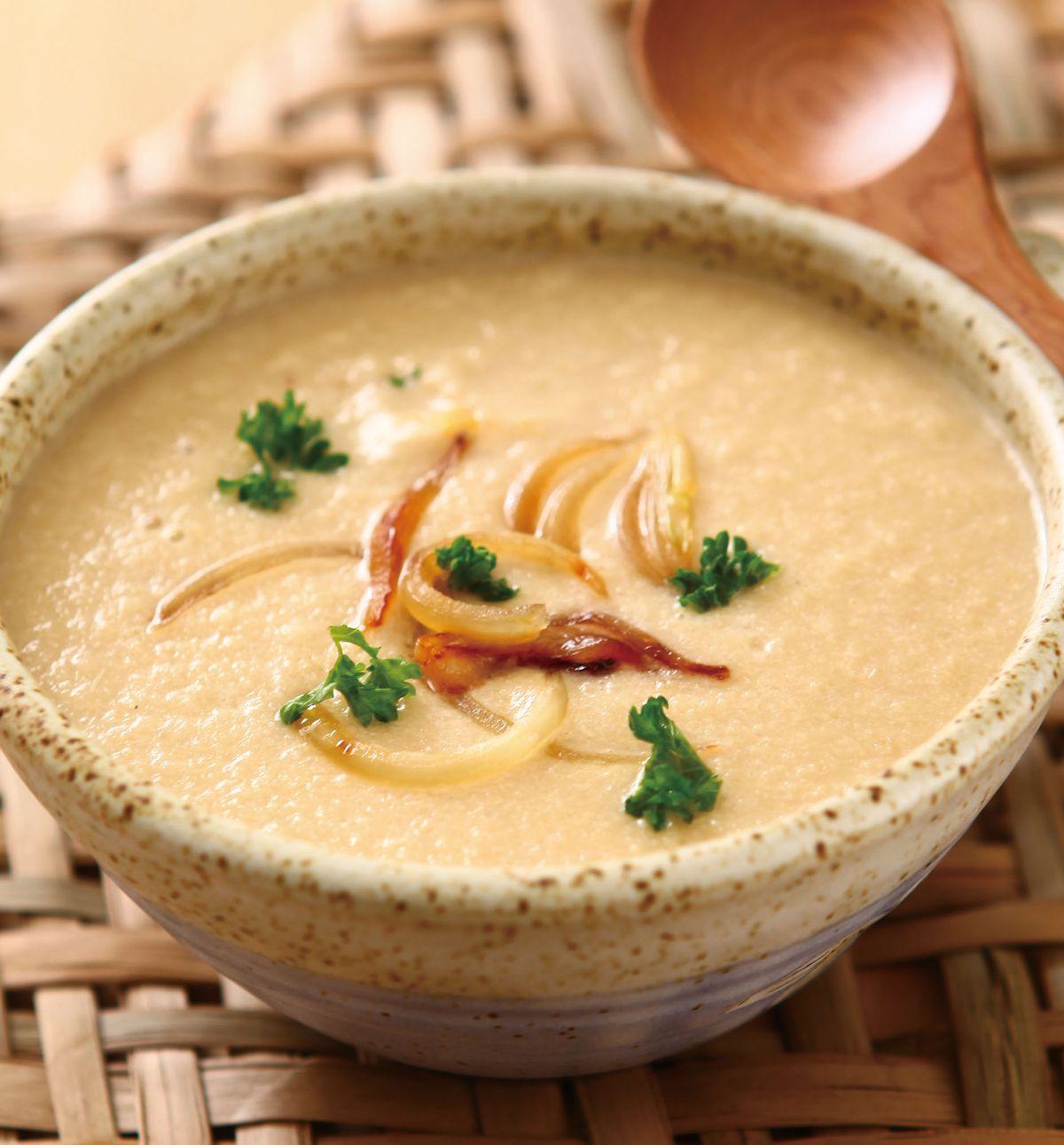 食譜:洋蔥濃湯(4)