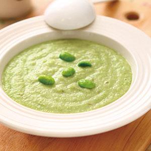 青豆濃湯(2)