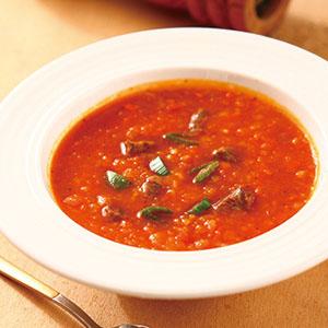 蔬菜牛肉濃湯