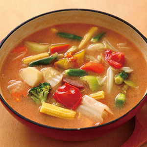 田園蔬菜濃湯