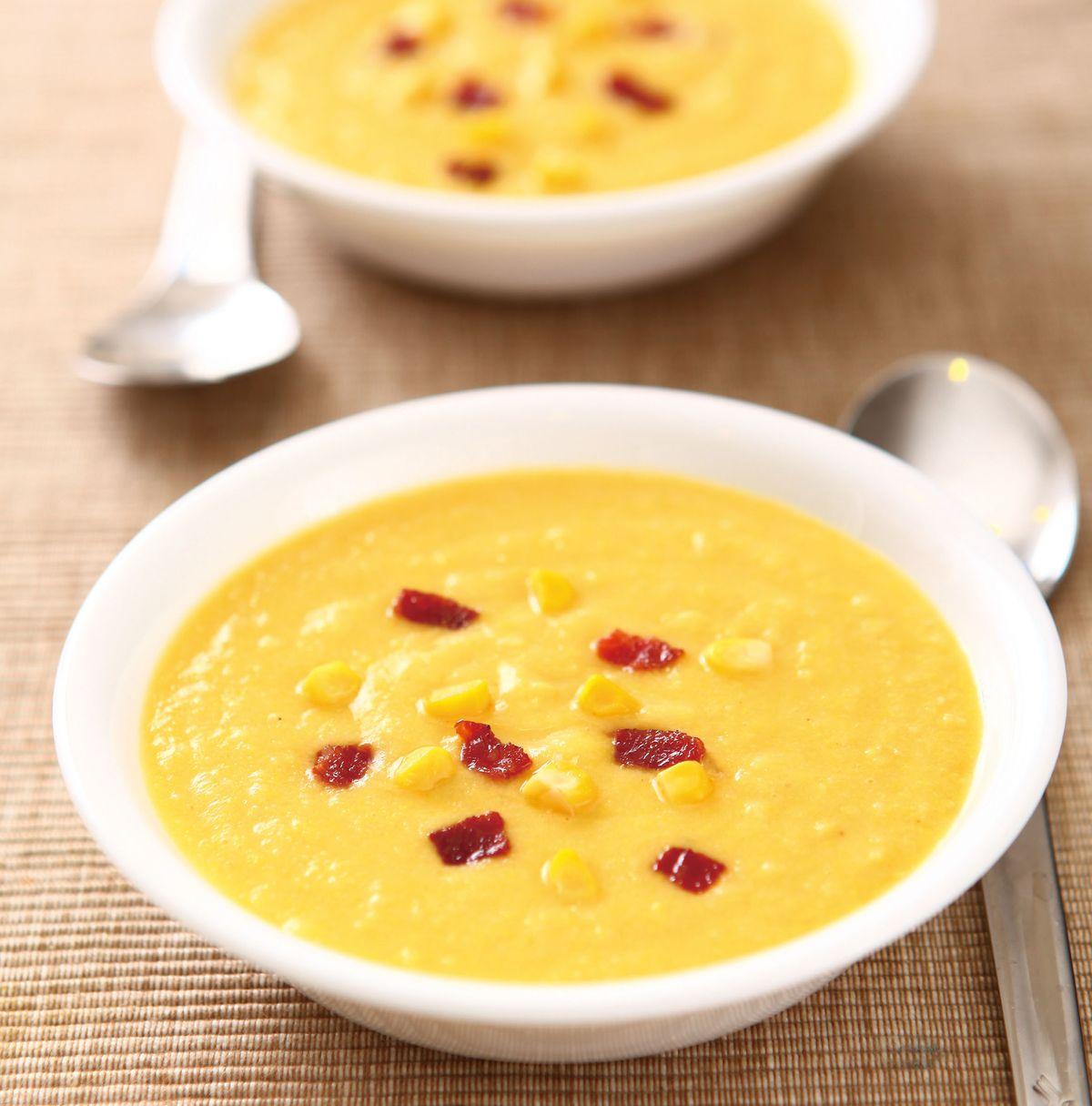 食譜:玉米濃湯(6)