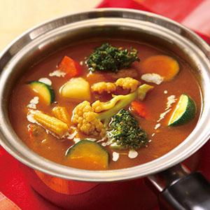 咖哩蔬菜濃湯
