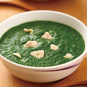 野菜雞米濃湯