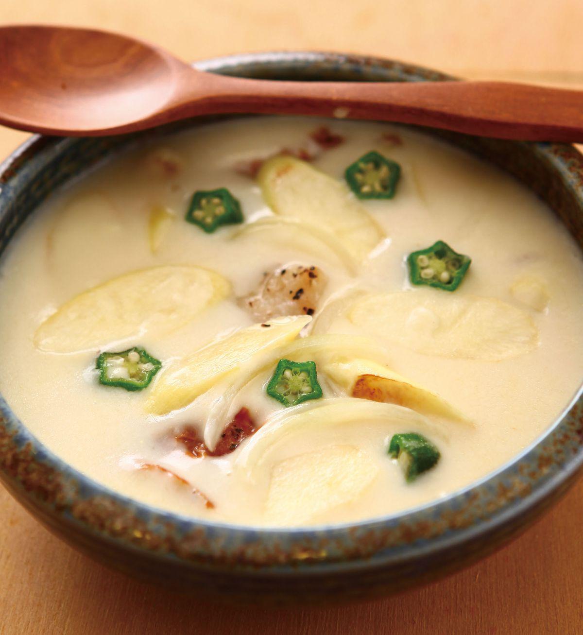 食譜:茭白筍鮮魚濃湯