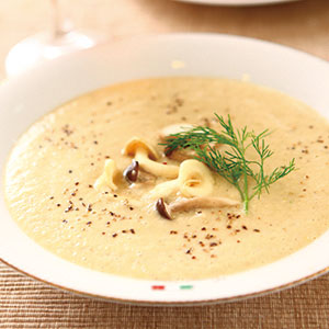 香料野菇濃湯
