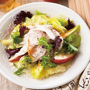 雞肉蘋果優格沙拉
