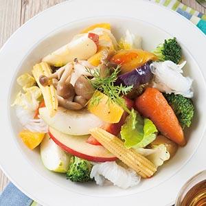 日式蒟蒻蔬果沙拉