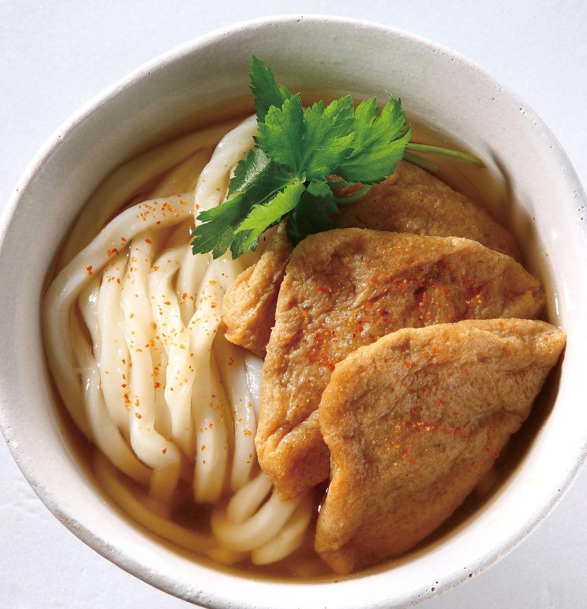 食譜:豆皮烏龍麵