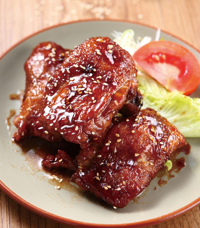 食譜:照燒雞腿排(1)