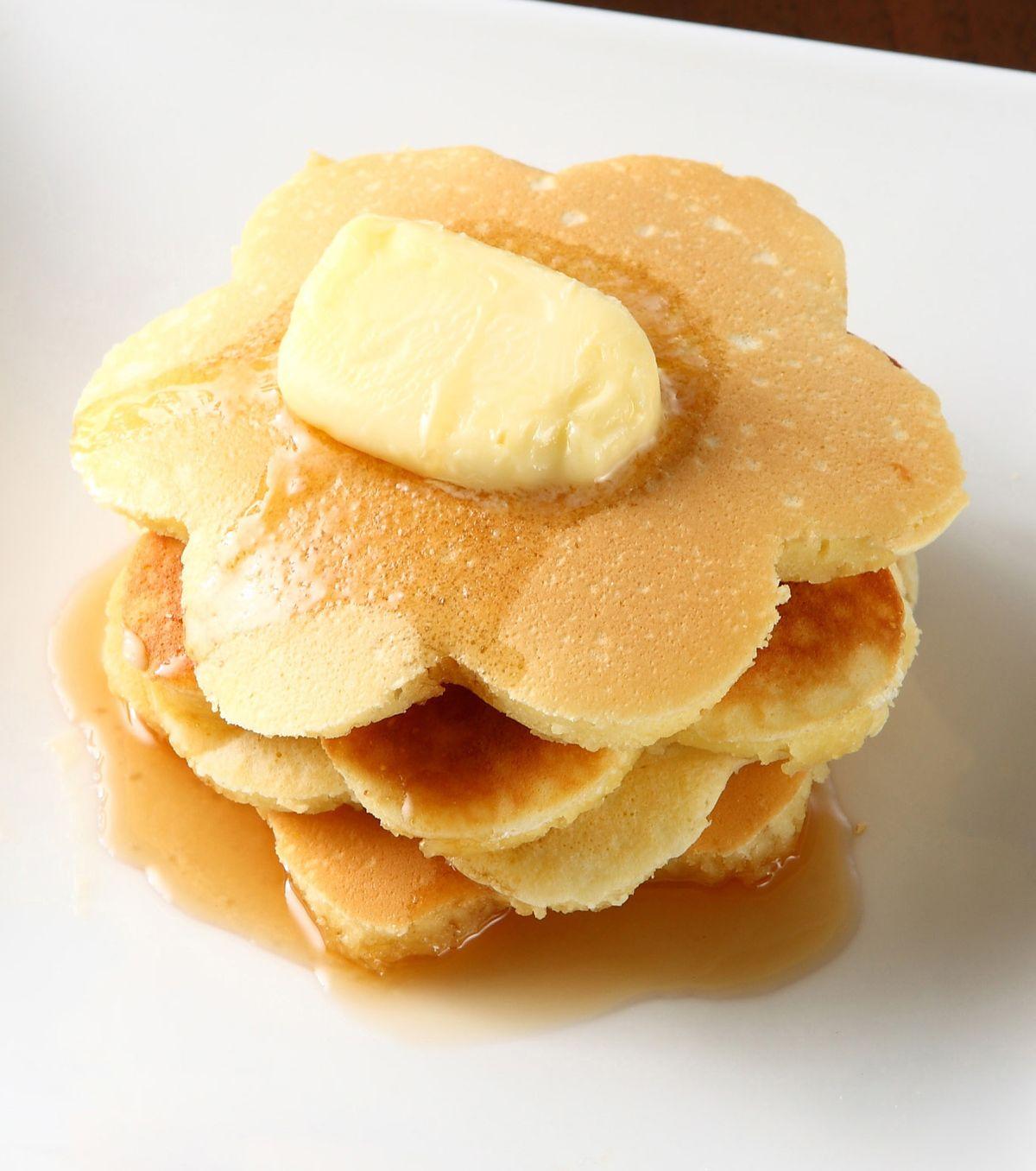 食譜:美式煎餅