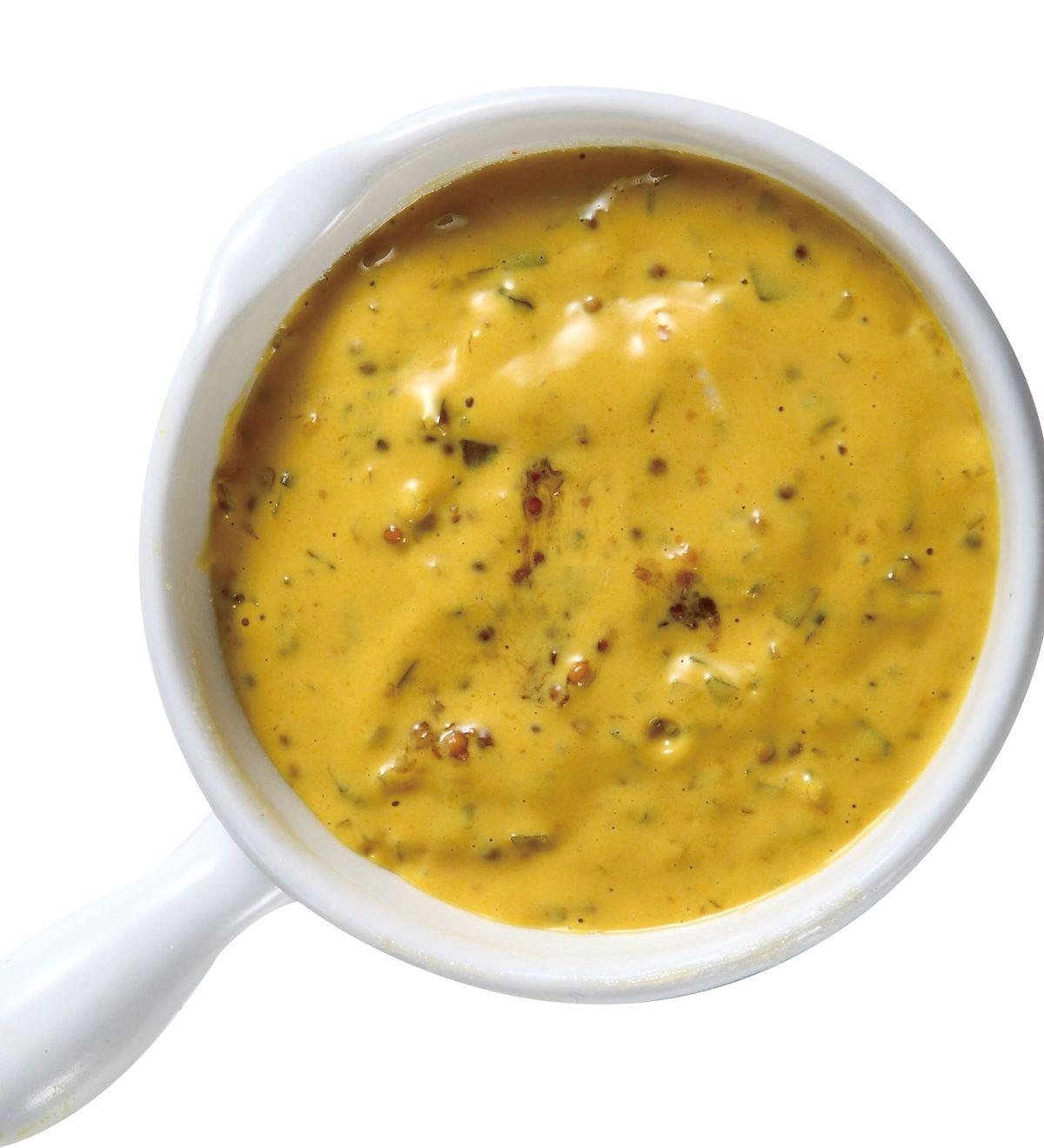 食譜:蜂蜜芥末抹醬