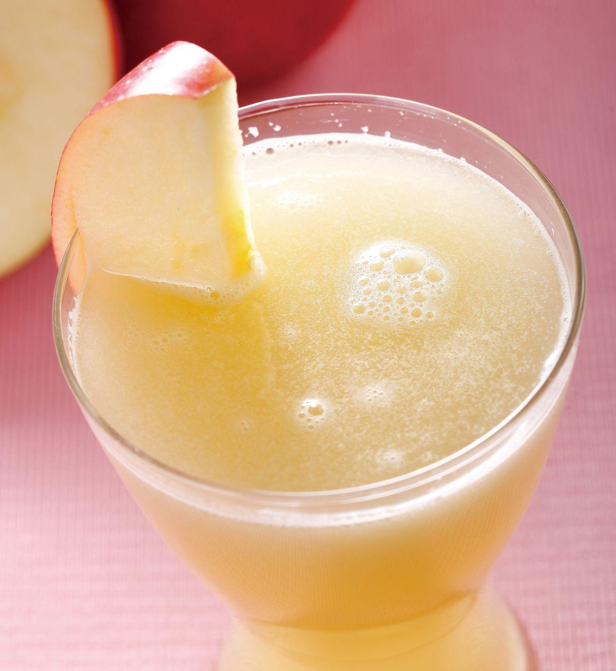 食譜:蘋果蓮藕茶