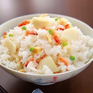 筍香炊飯(1)