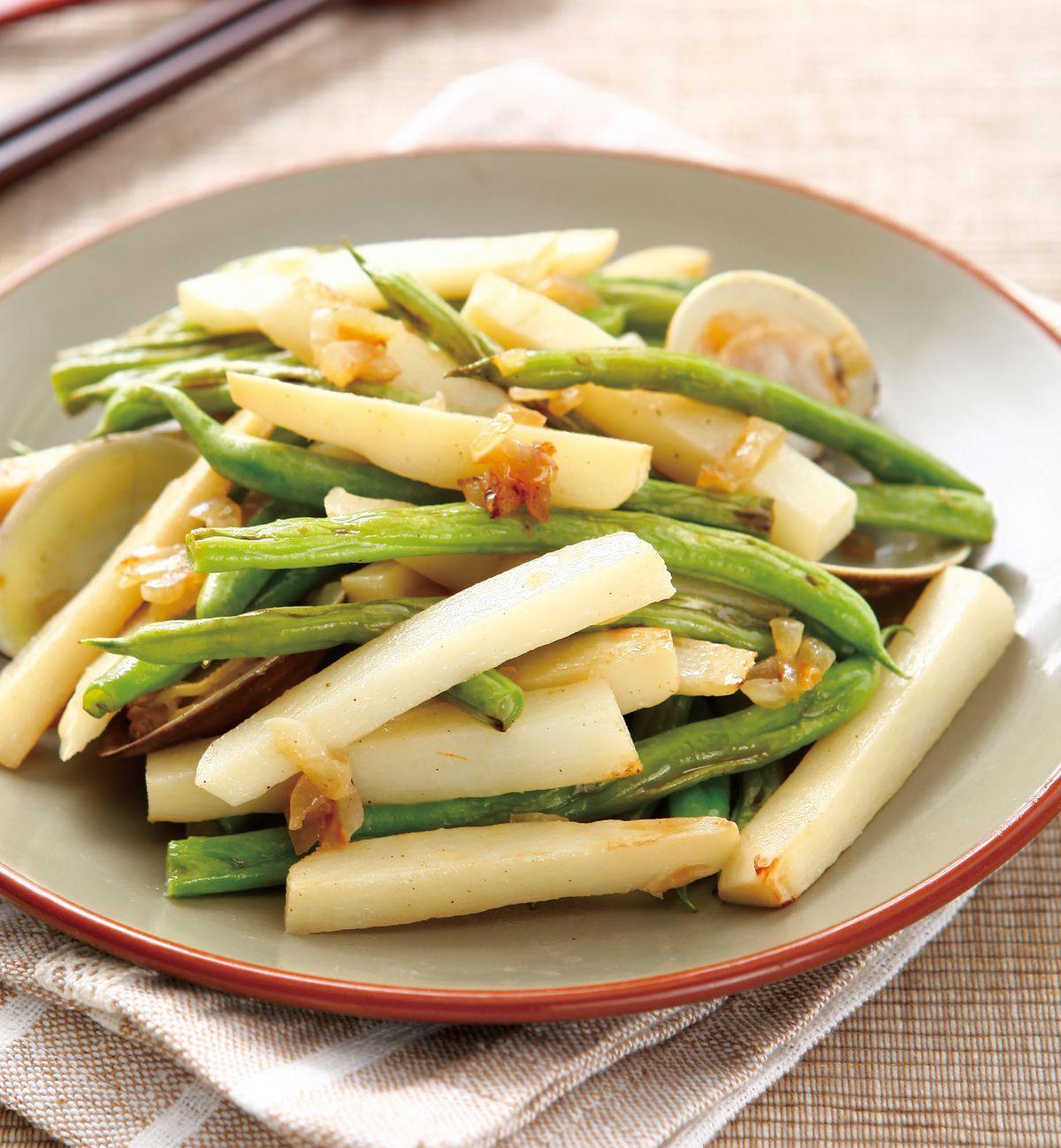 食譜:奶香香煎鮮筍