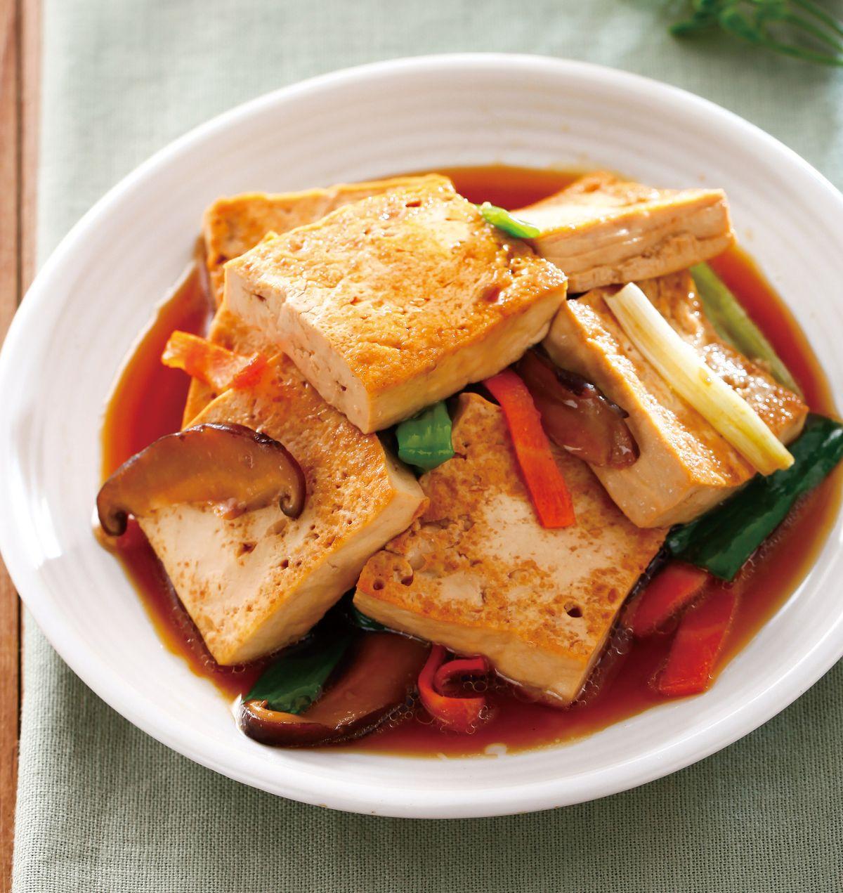 食譜:紅燒豆腐(10)