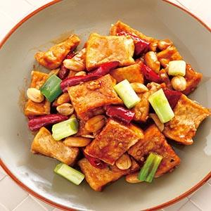 宮保豆腐(3)