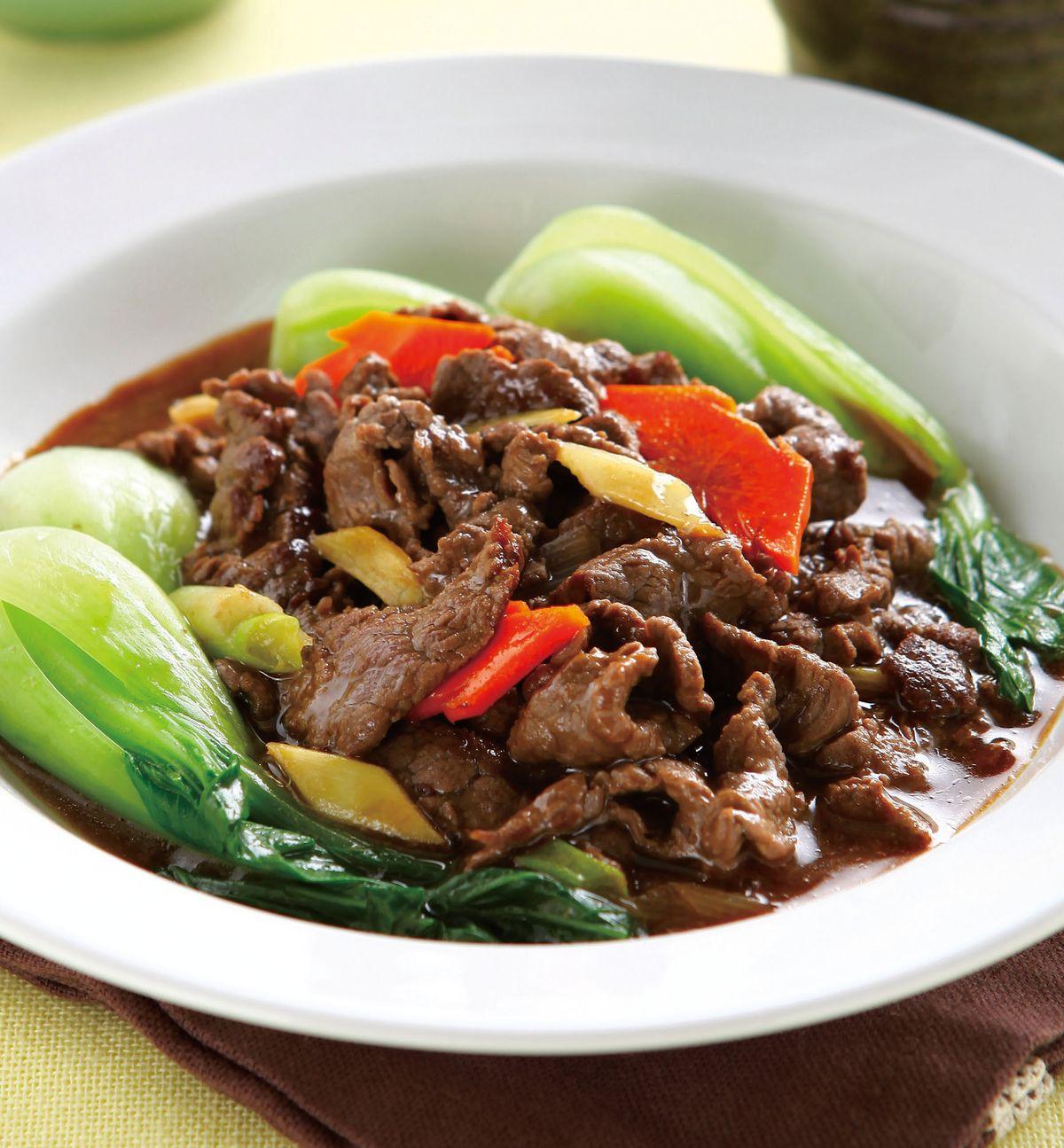 食譜:蠔油牛肉(10)
