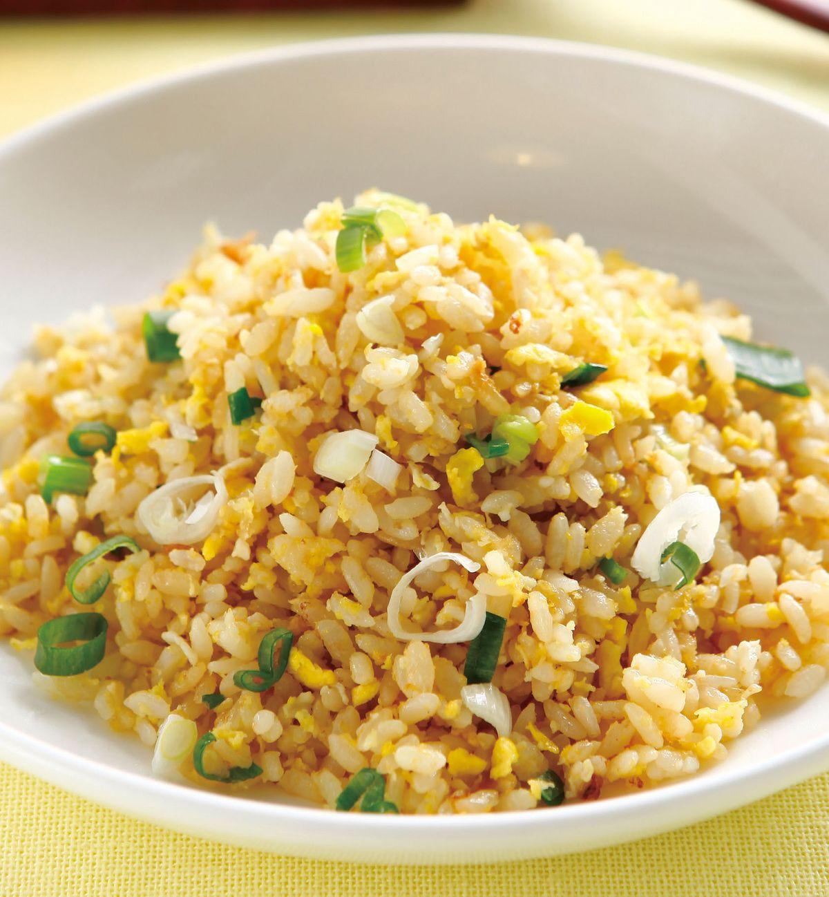 食譜:醬油蛋炒飯