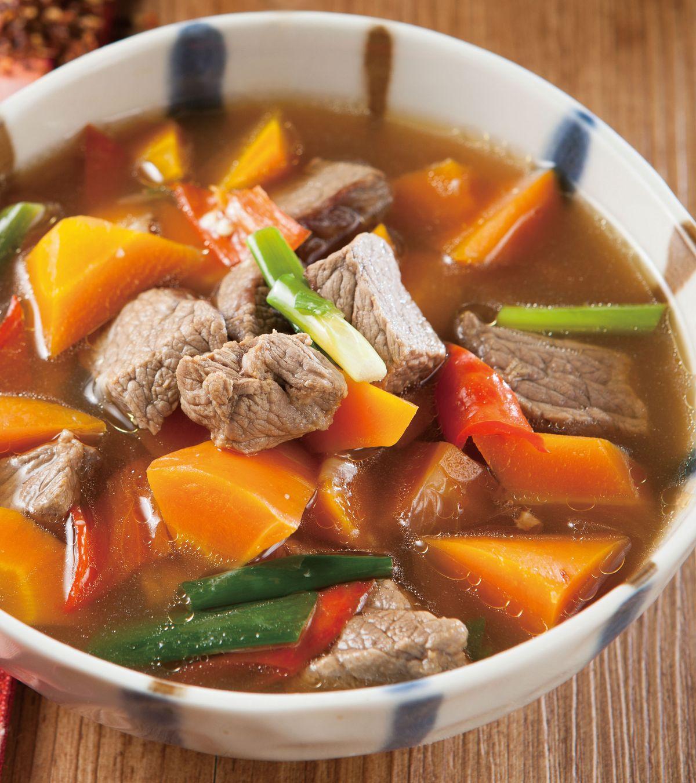 食譜:鮮美蘿蔔蒸牛肉