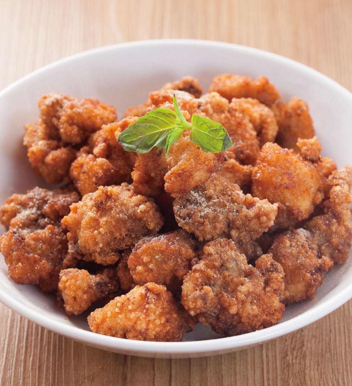食譜:鹹酥雞(6)
